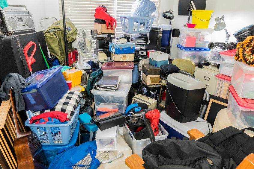 confier le débarras de sa maison à des experts